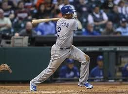 Great Eight: Escobar Leads Streaking Royals into First Place