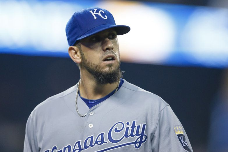 Shields Dazzles Again, Leads Royals to 3-0 Win in Detroit