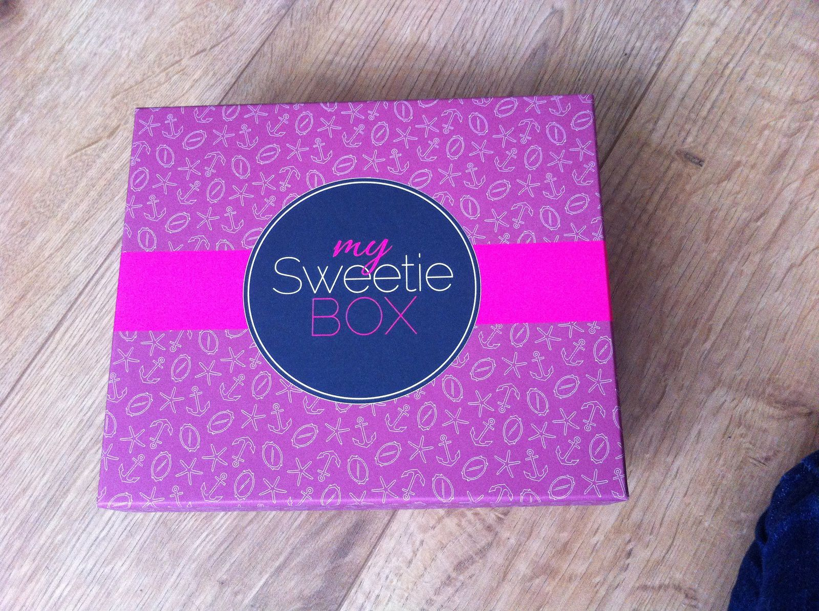 My Sweetie box Mirror of beauty