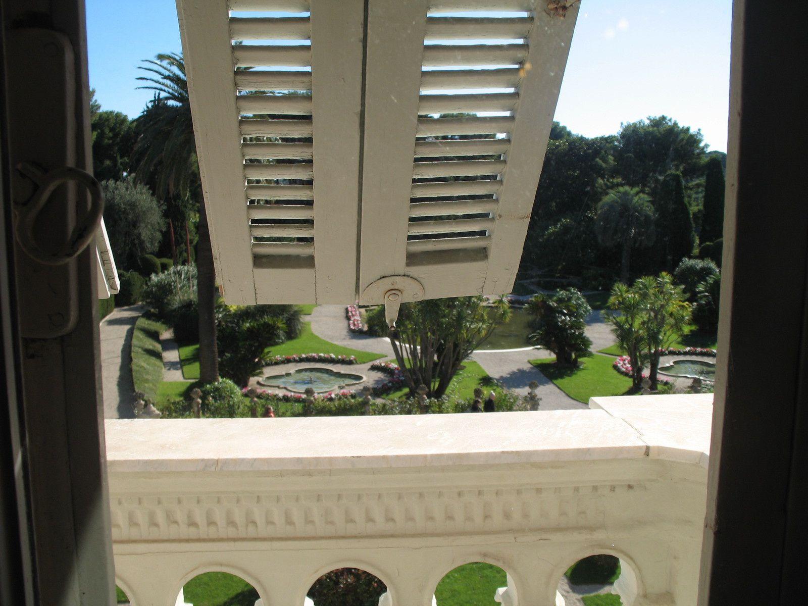 Villa Ephrussi de Rothschild C´te d Azur JARDINS MERVEILLEUX