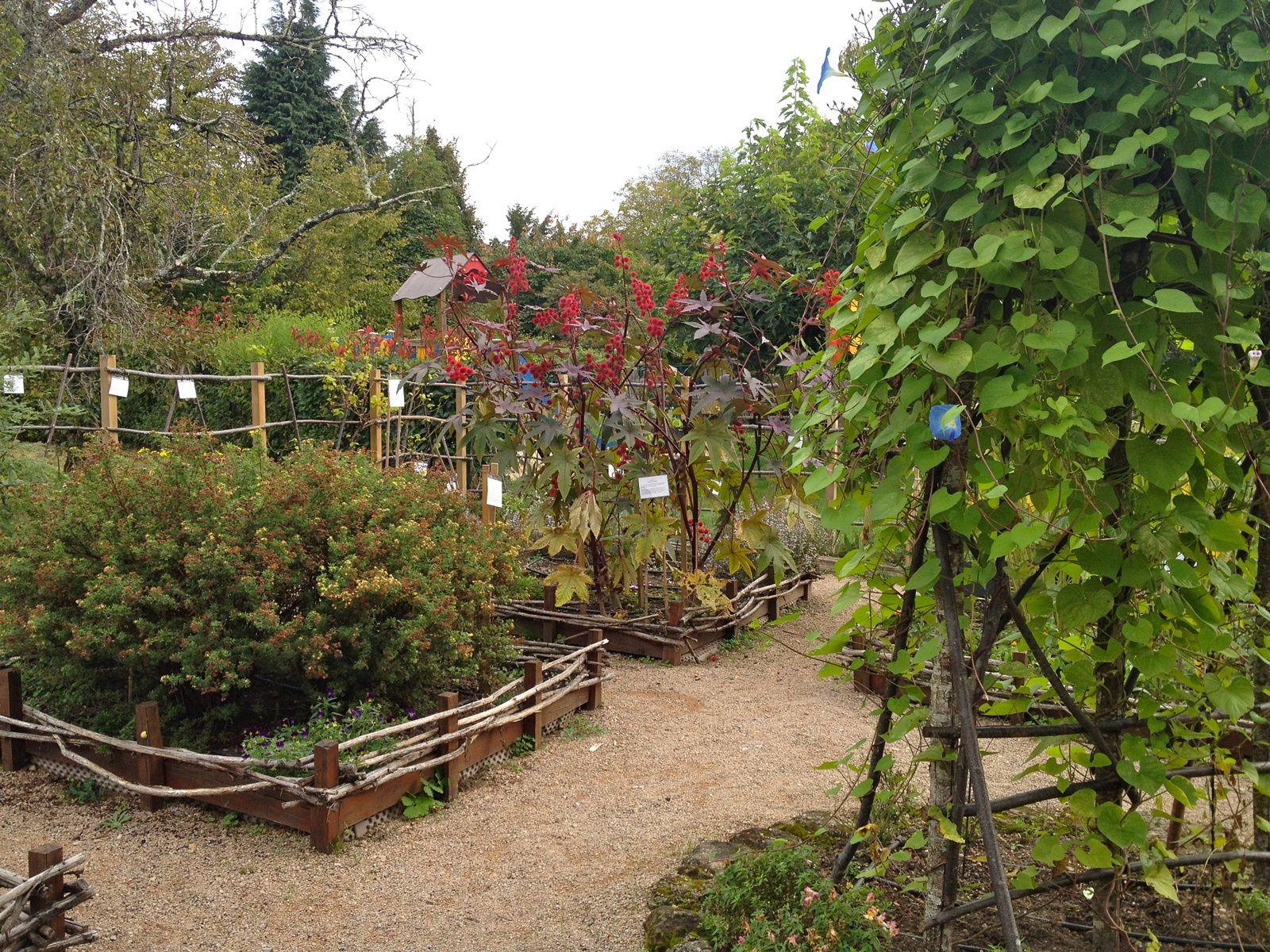 Le jardin m di val de cardaillac lot jardins merveilleux for Jardin medieval