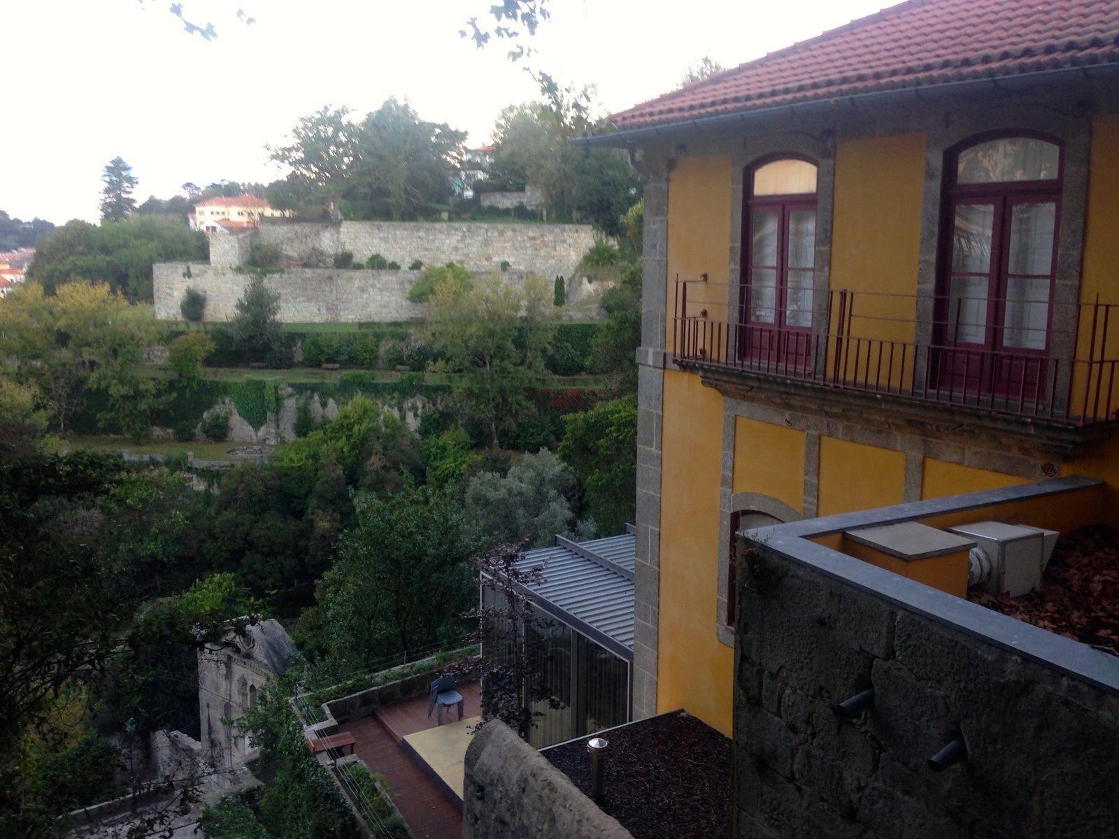 Jardim das Virtudes - Porto