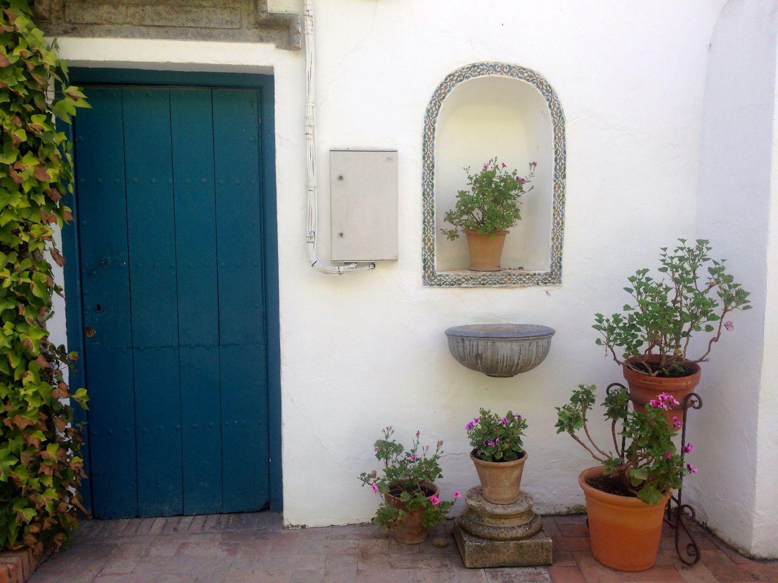 Patios de Viana - Cordoue - Andalousie