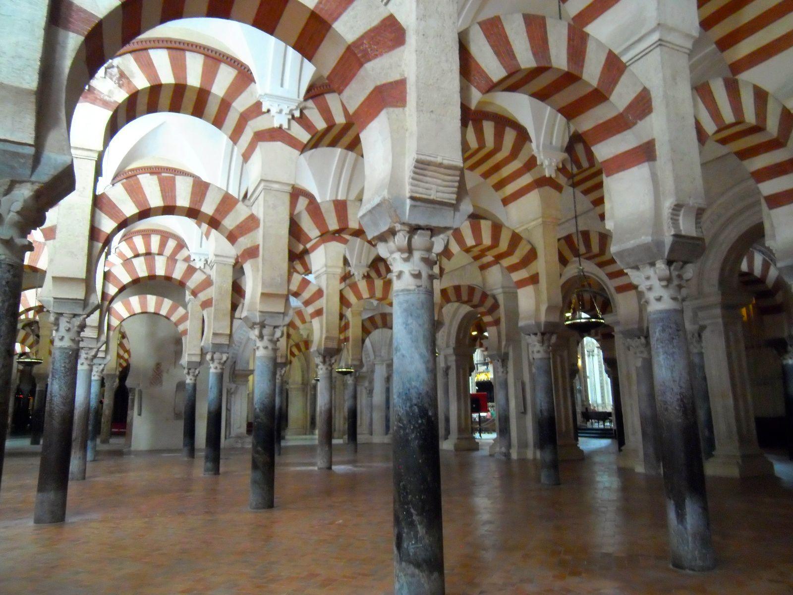 Les Jardins de l'Alcazar de Cordoue - Andalousie