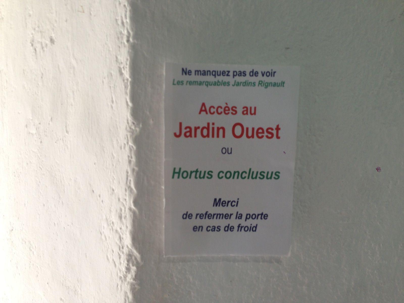 Jardins suspendus du Musée Rignault - Saint-Cirq-Lapopie - Lot
