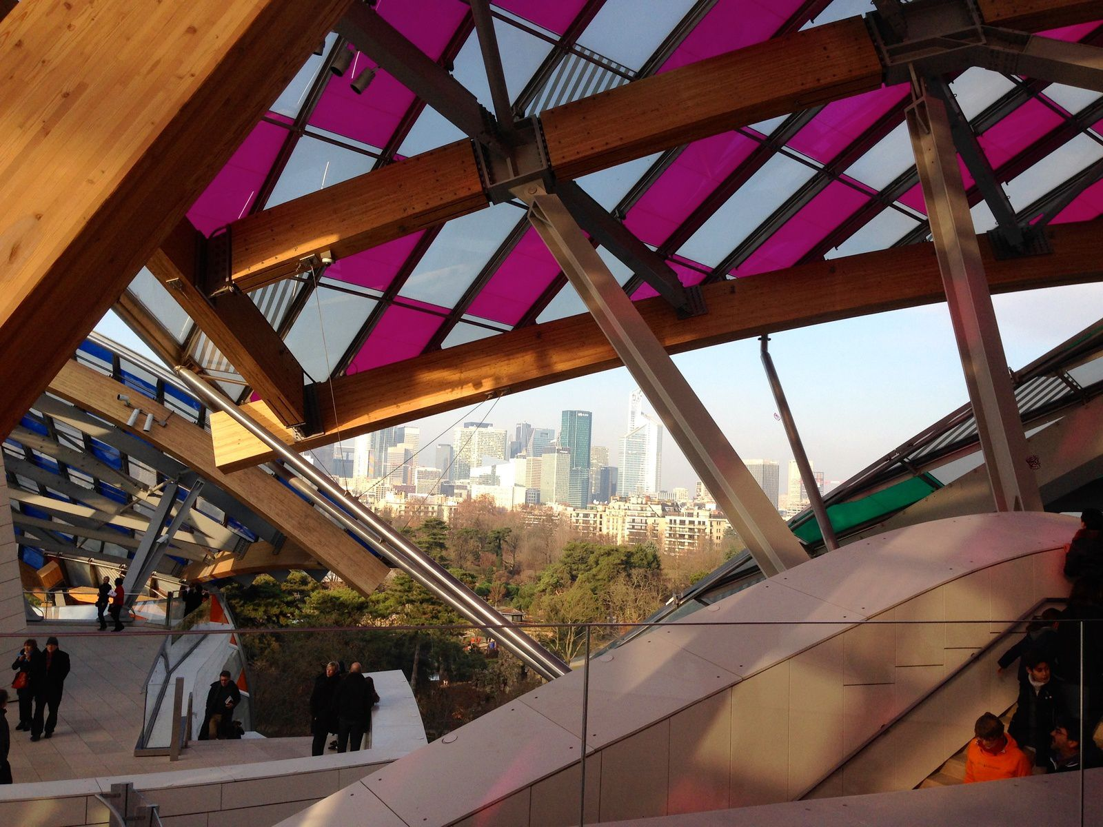 Jardin d'Acclimatation et Fondation Louis Vuitton - Paris
