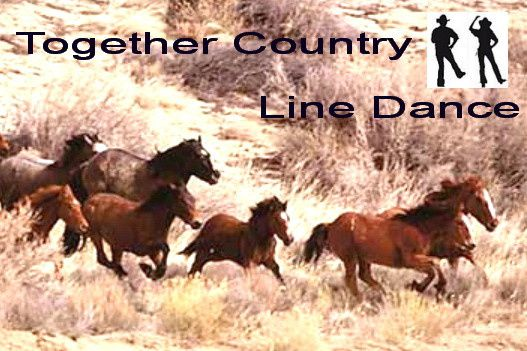 Together Country Line Dance - Lagord &amp&#x3B; La Rochelle