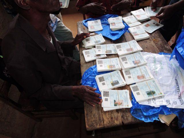 ELECTIONS PRESIDENTIELLES : LA DISTRIBUTION DES CARTES D'ELECTEURS A DEBUTE A FRIA