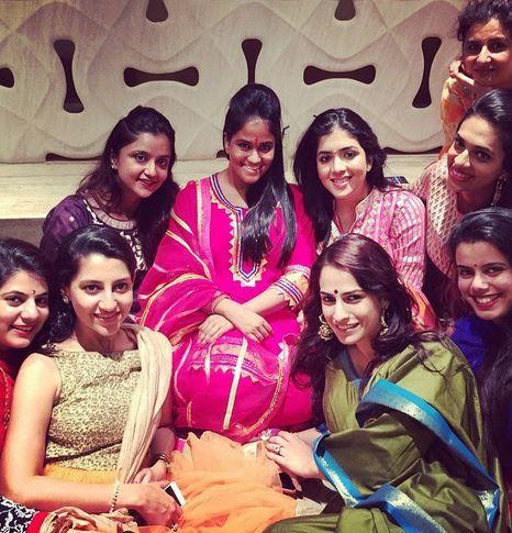 Un grand mariage pour Arpita Khan