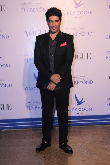 Les célébrités de Bollywood aux Grey Goose India's Fly Beyond Awards 2014