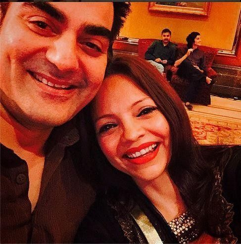 Quelques photos du mariage d'Arpita Khan