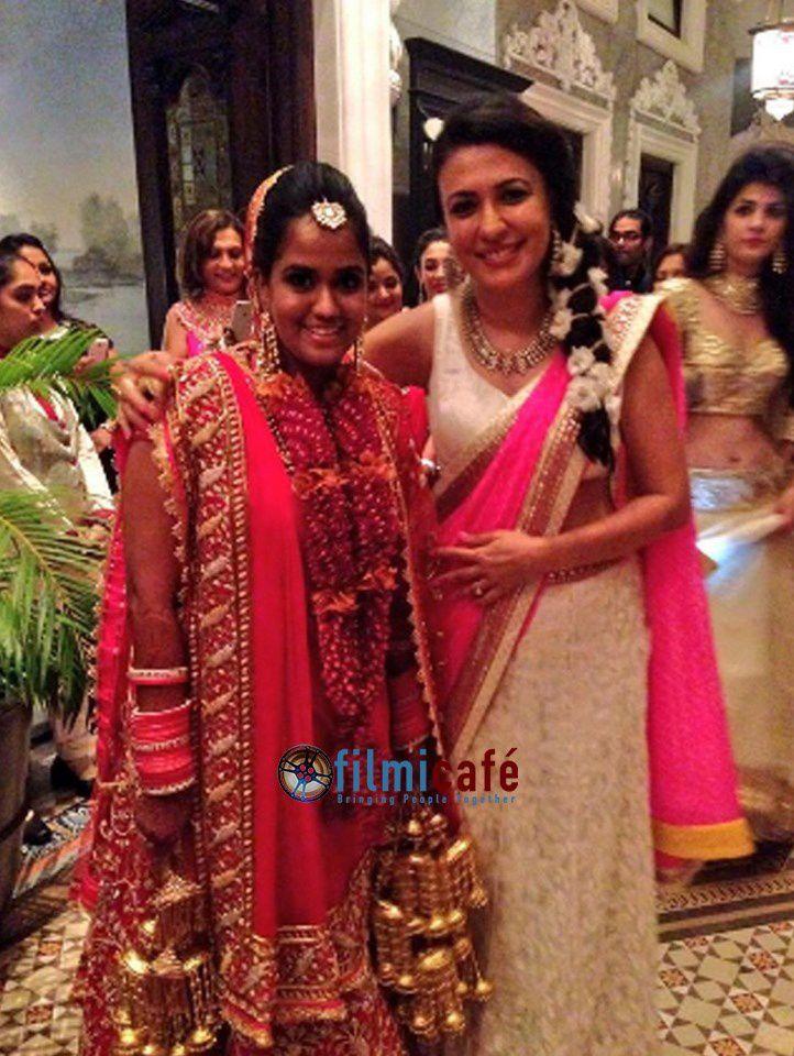 Photos de mariage d'Arpita Khan