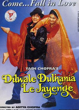 (Re)Découvrez la bande annonce du film Dilwale Dulhania Le Jayenge