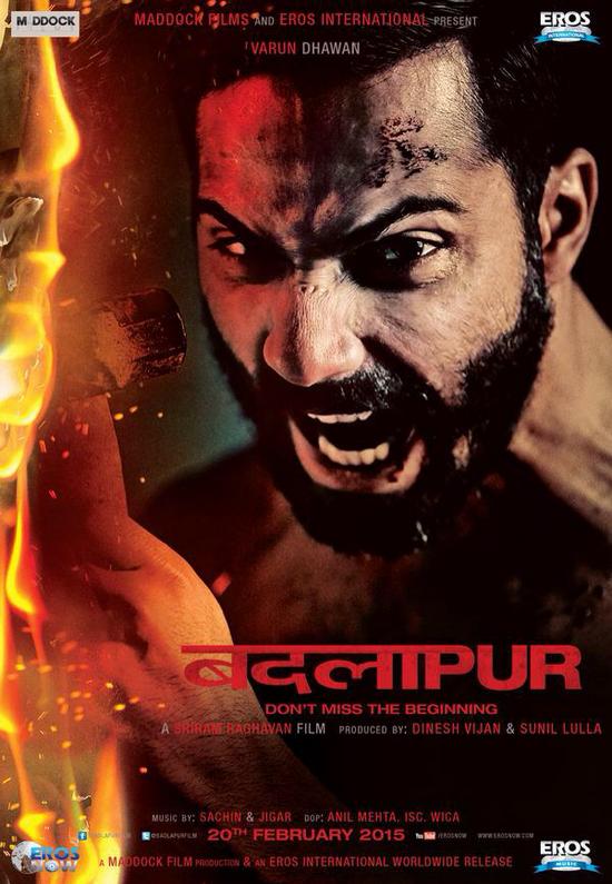 Affiches du film Badlapur
