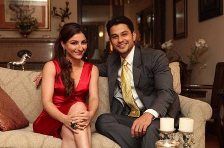 Kunal Khemu et Soha Ali Khan vont se marier