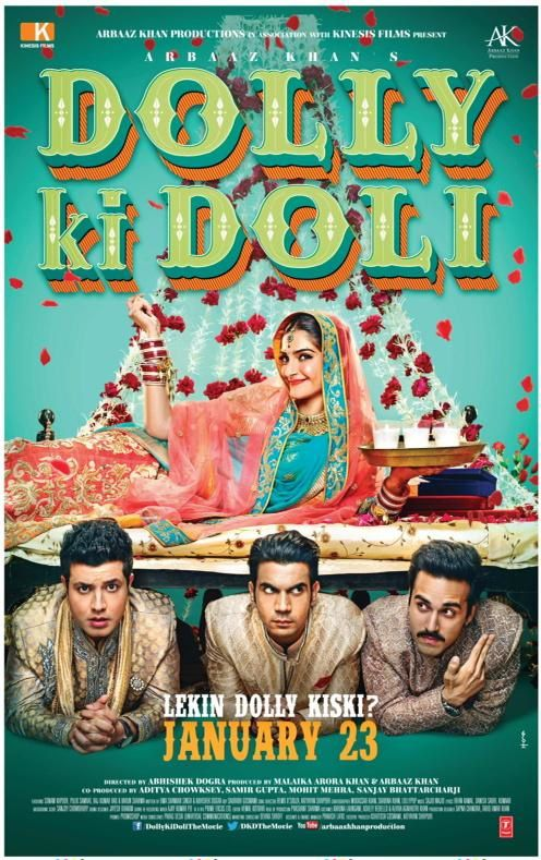 Affiche du film Dolly Ki Doli