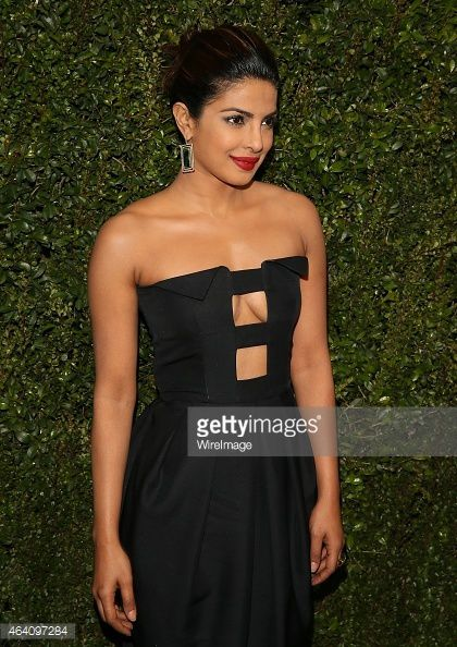 Priyanka Chopra au diner des Pre-Oscar 2015