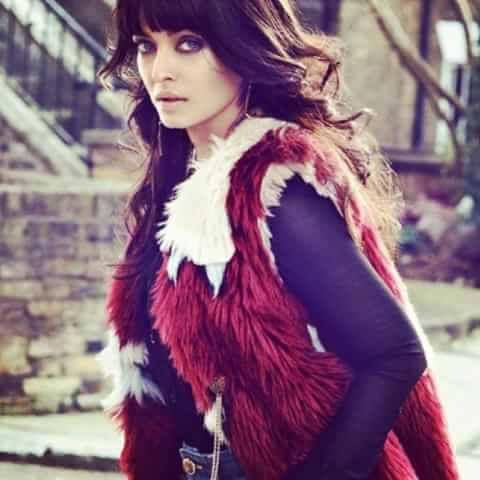 Photoshoot d'Aishwarya Rai Bachchan pour le magazine Vogue