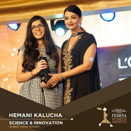 Les Femina Women Awards 2015