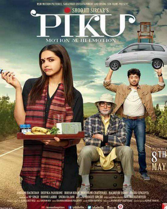 Bande annonce du film Piku