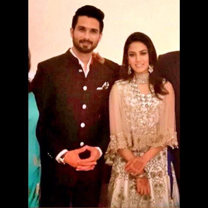 Shahid Kapoor est marié !!
