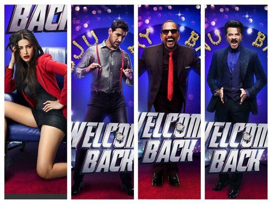 Bande annonce du film Welcome Back