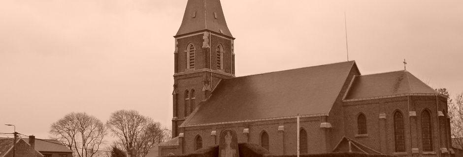 01-06-2014 - D'une église à l'autre à travers champs