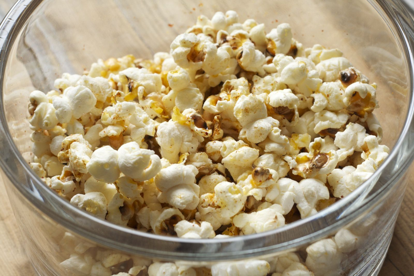 Pop-corn au piment d'Espelette