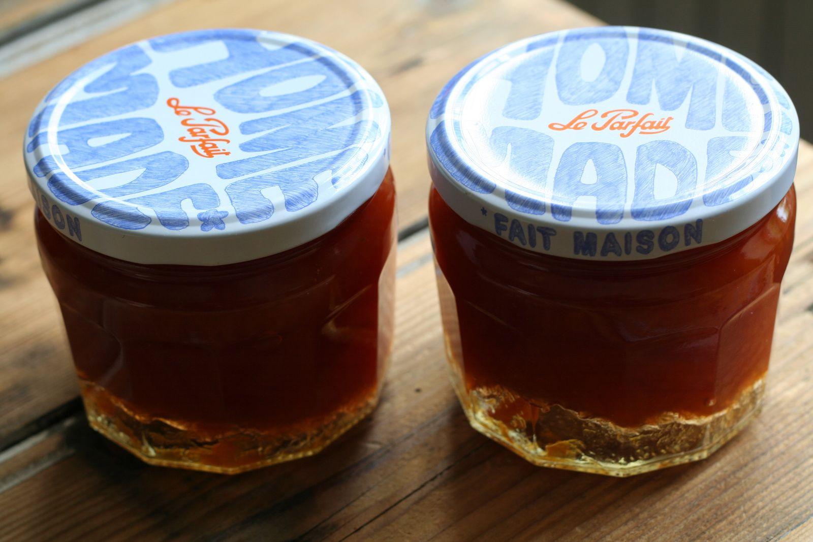 Marmelade de pomelos