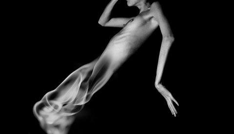 Création personnelle - Fumer à en devenir cendres