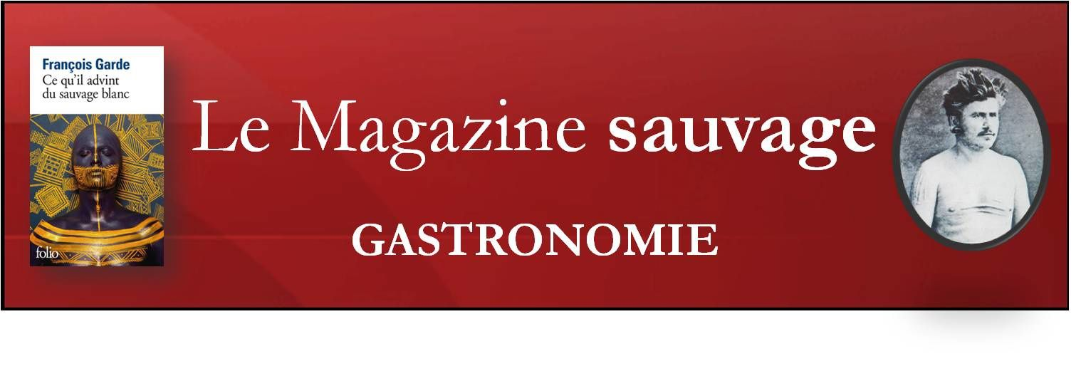 Gastronomie - Le Bush Tucker
