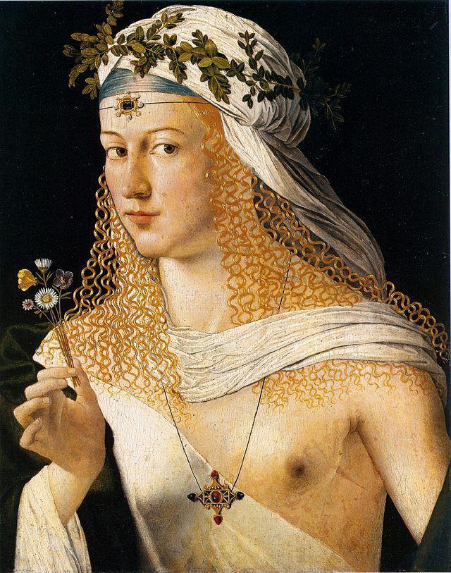 Présentation - Lucrèce Borgia