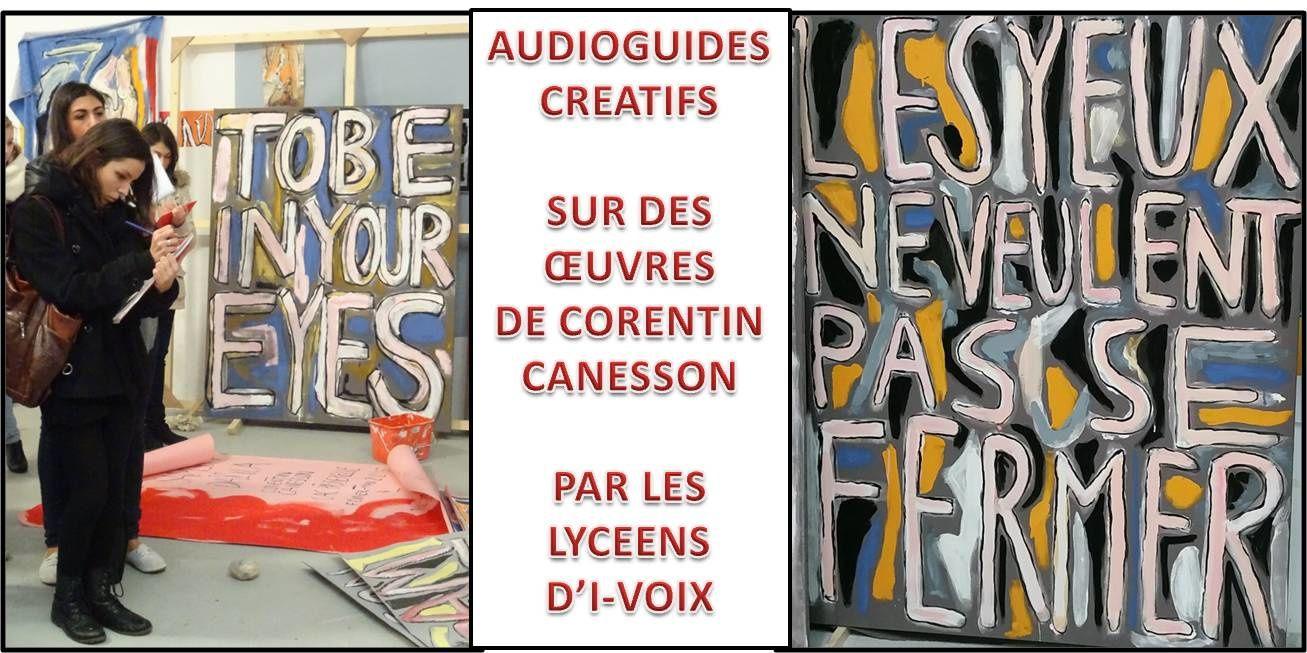 Présentation - Audioguides créatifs