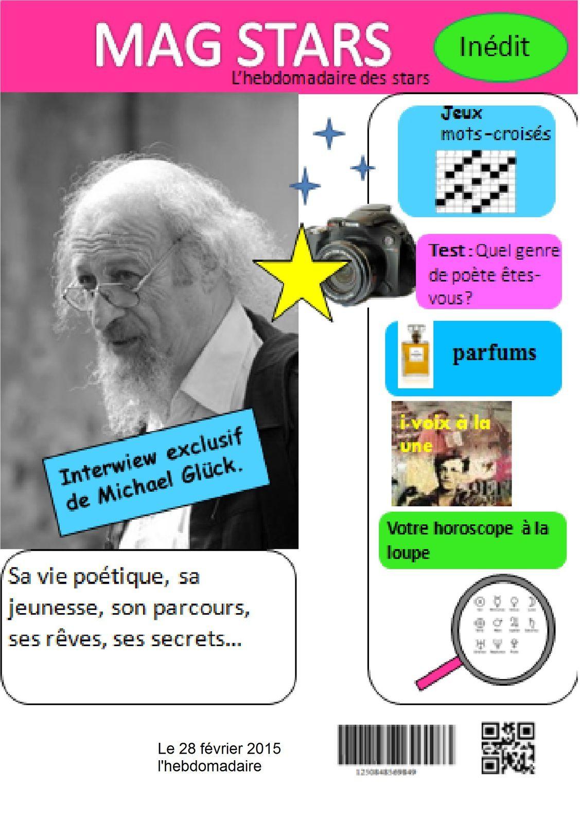 Interwiew imaginaire - Michaël Glück