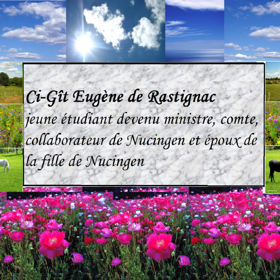 Epigraphe - Rastignac