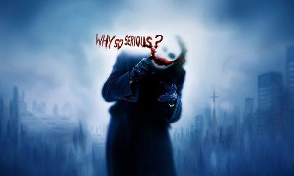 Création - Why so serious?
