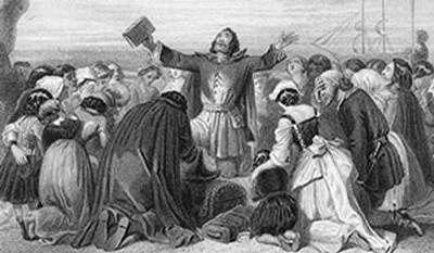 Religion - Le puritanisme