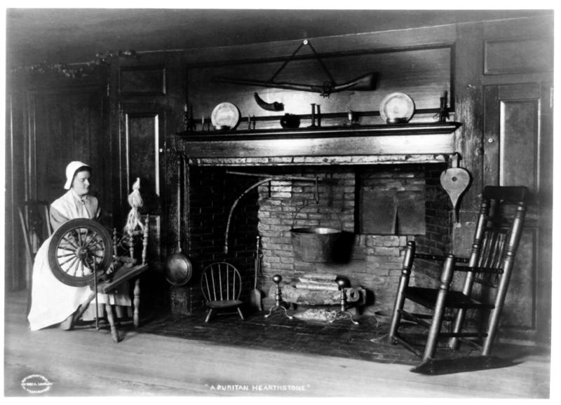 Un foyer idéal puritain