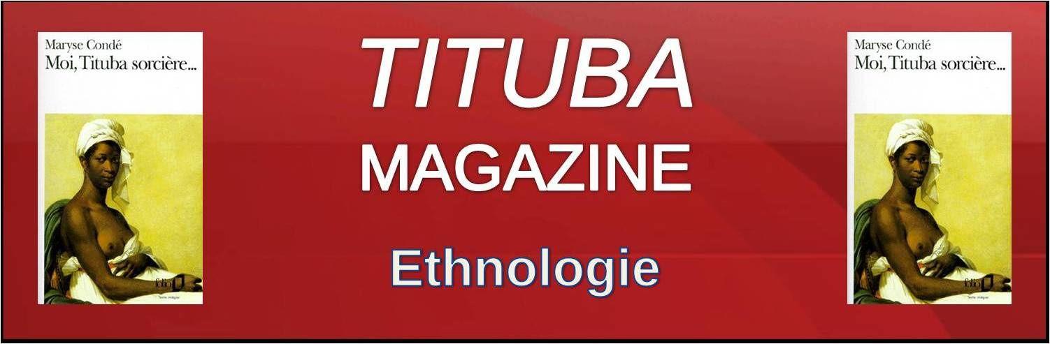 Ethnologie - Les Ashantis
