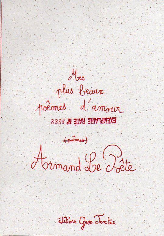 Relevés - Armand Le Poête