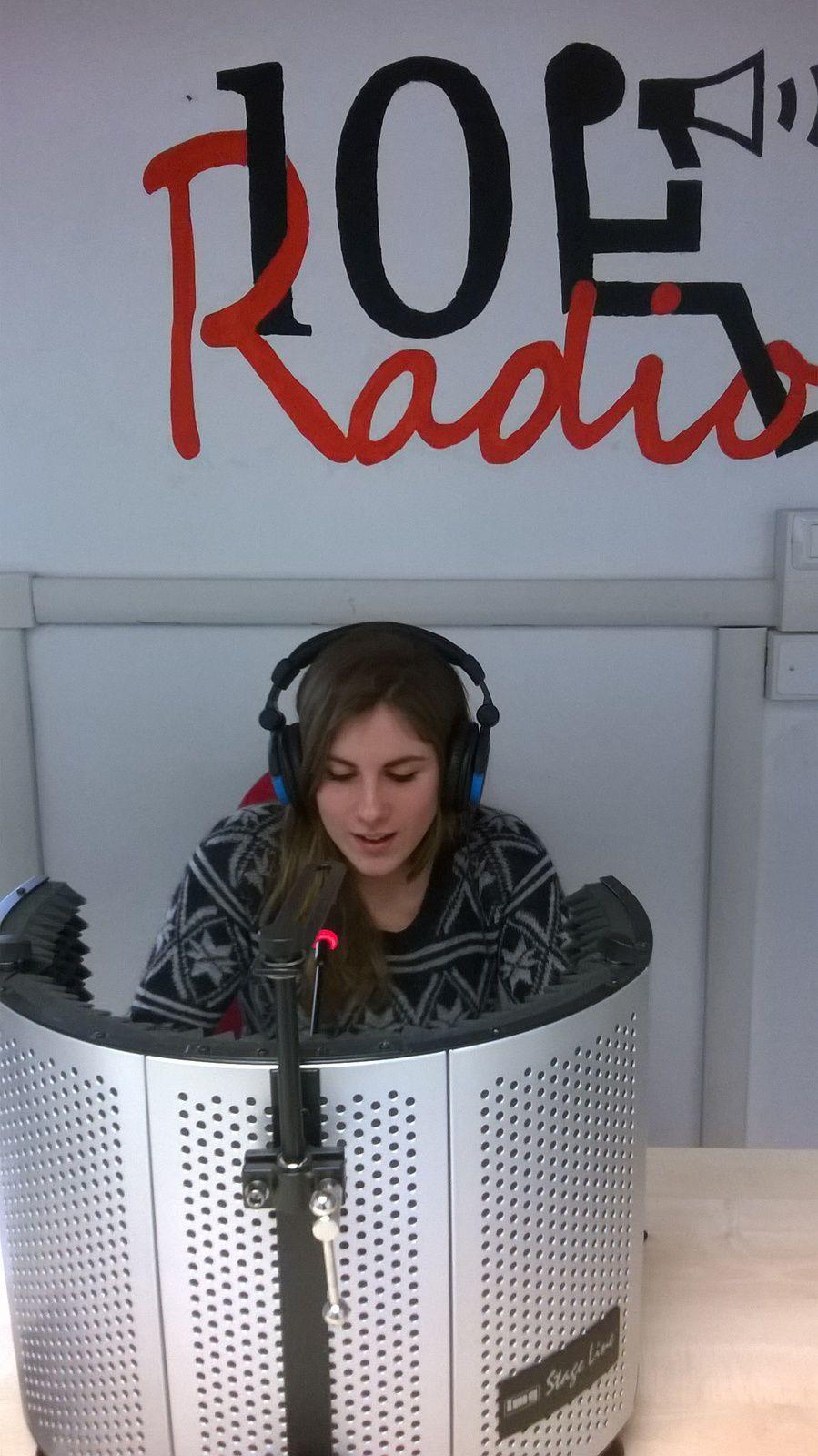 Arianna,l'autrice de la réécriture actualisée du texte de Voltaire:à écouter sur RADIO104.IT
