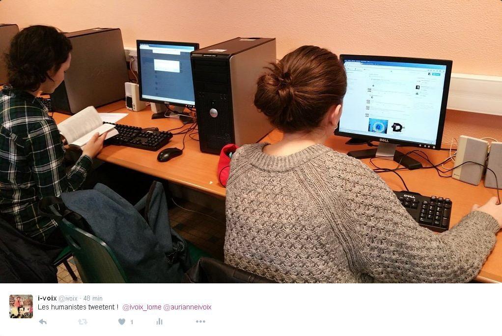 Atelier - Humanisme et numérique