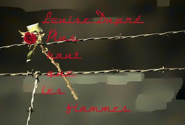 Couverture - Louise Dupré