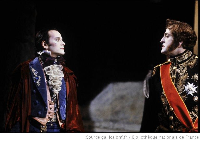 Didascalie - Acte II scène I