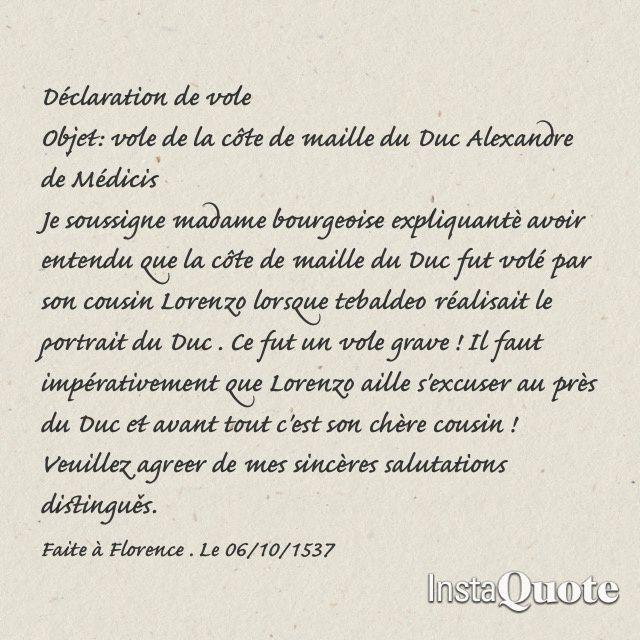 Documents - Lorenzaccio