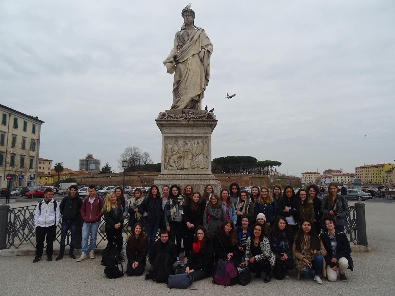 Livorno, Piazza della Republicca, 13-03-16, 10 h 45