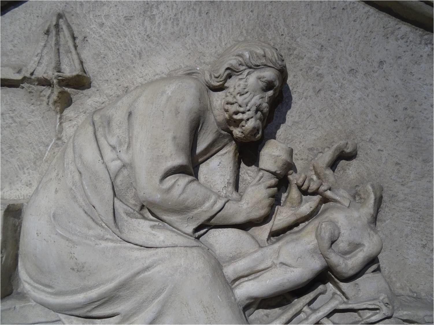 ANDRE PISANO La sculpture