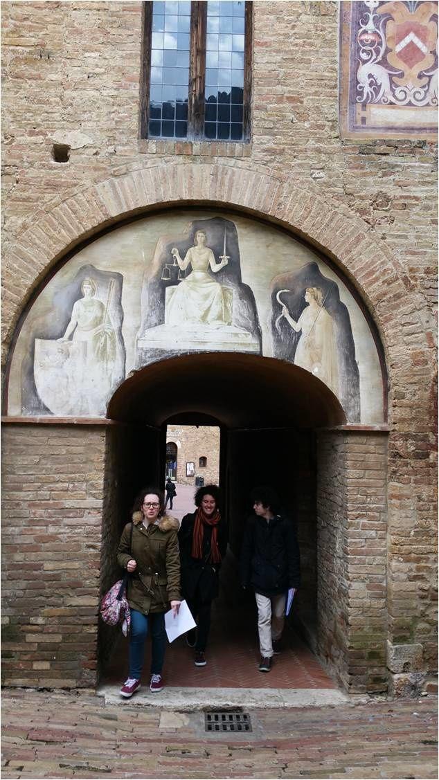 San Gimignano, 16-03-16