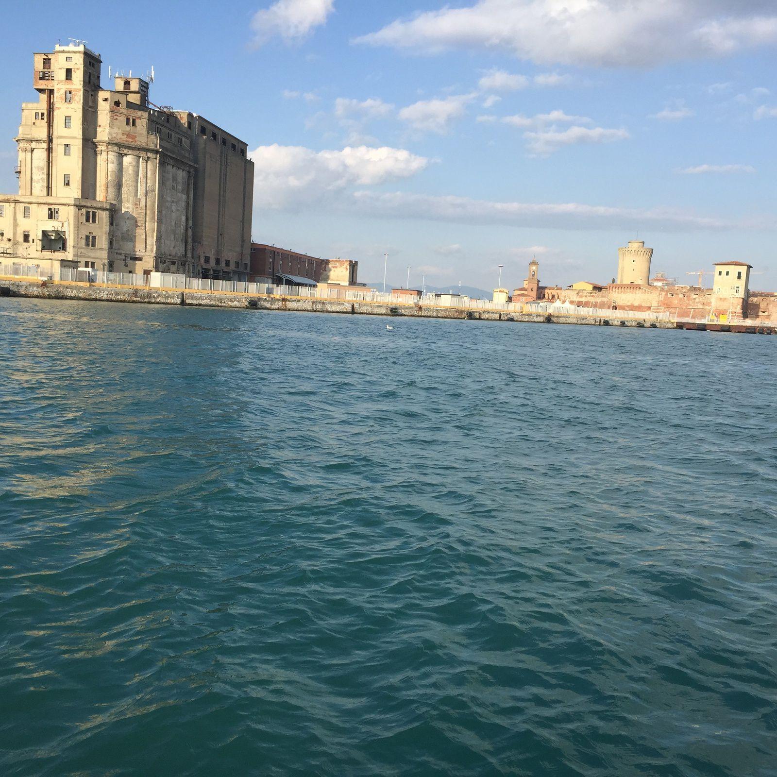 16:39 vue du bateau