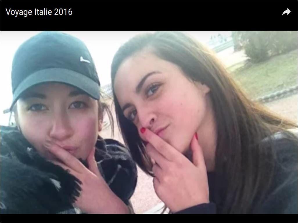 Italie 2016 - Un parcours en video par Nora